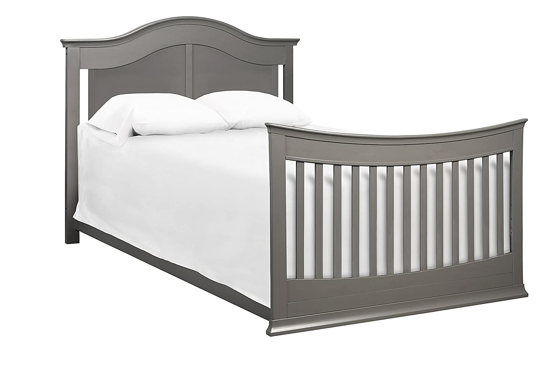DaVinci Meadow 4-in-1 Crib Full Size Conversion Kit Bed Rails - Slate DaVinci Nursery Furniture M5789