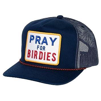 G Zupfen Pray für Birdies Trucker Snapback Cap Patriot – One Size ... 48f9f7d8729