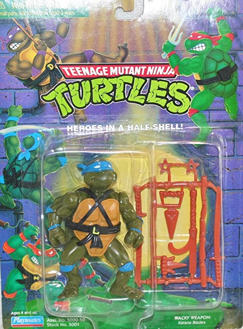 Amazon.com: TEENAGE MUTANT NINJA TURTLES HEROES IN A HALF ...