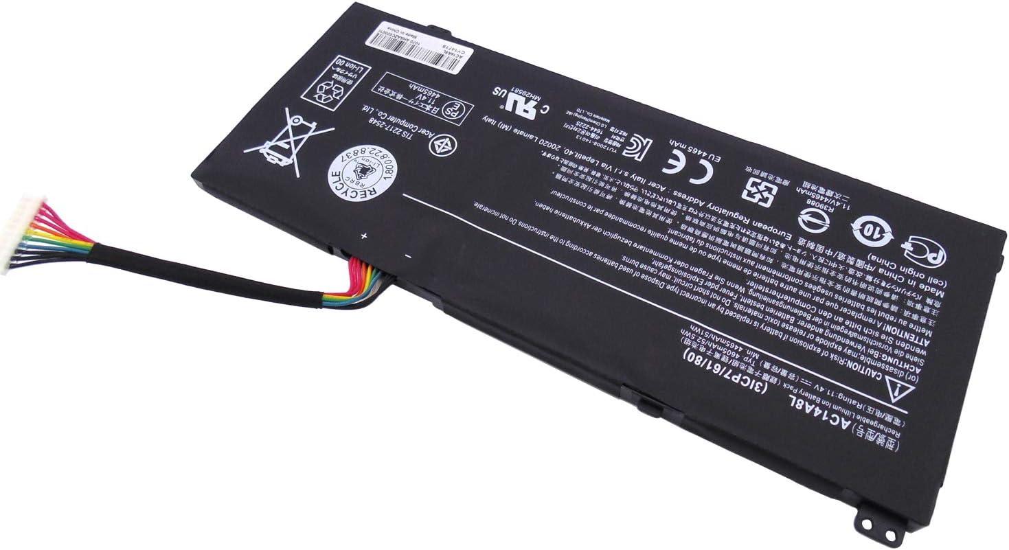Powerwings Ac14a8l Battery For Acer Aspire V15 Nitro Elektronik