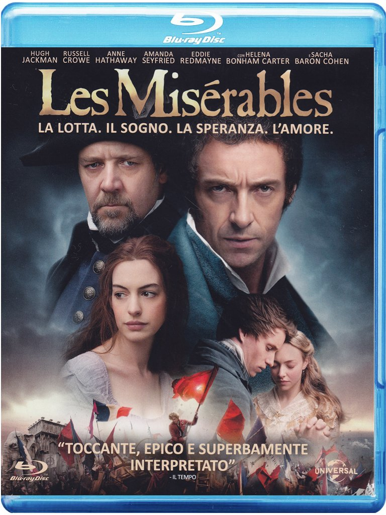 Miserables (Les) [Italian Edition] B00BV12U8M