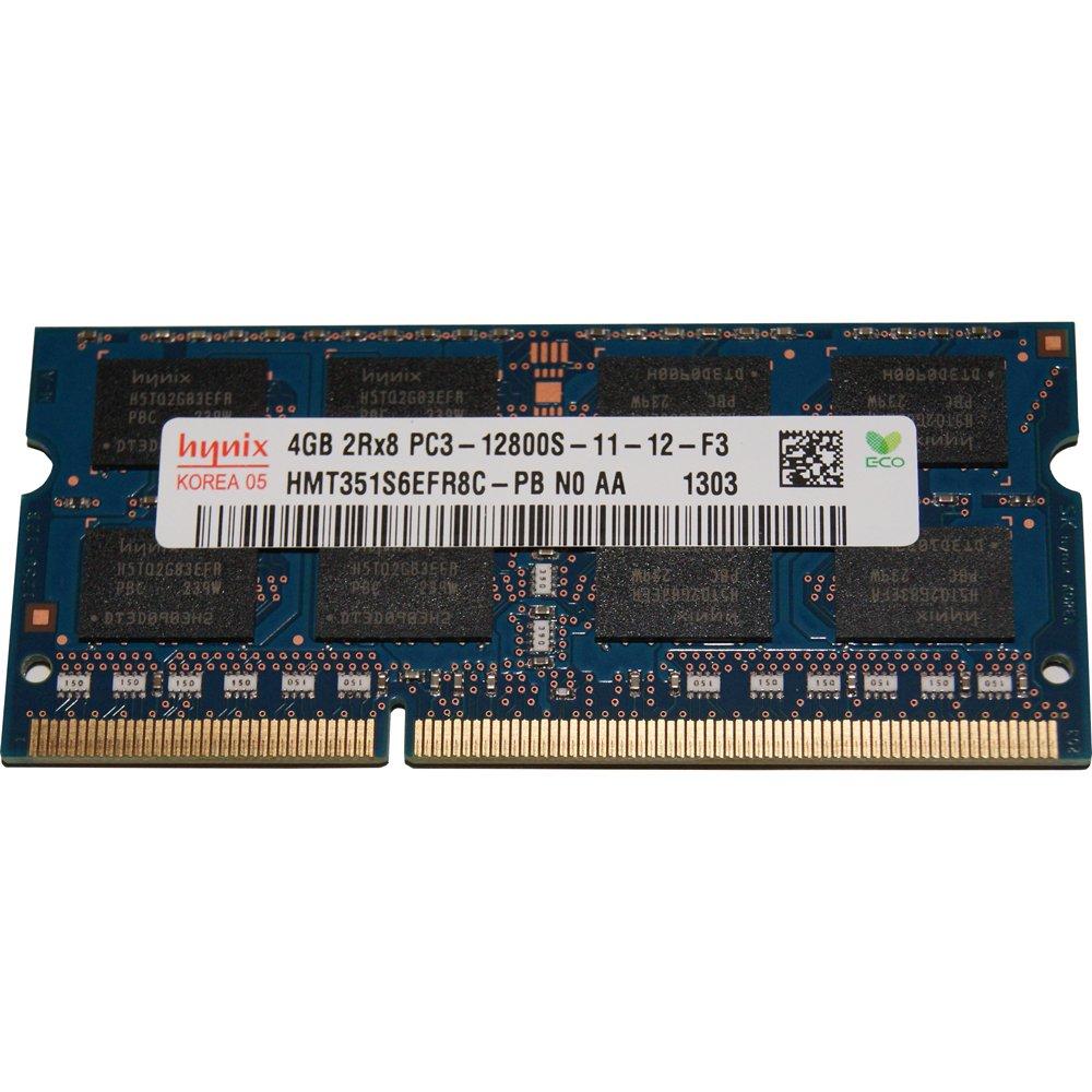 4GB Hynix HMT351S6EFR8C-BP 204pin DDR3 RAM SO-DIMM, 1600Mhz, PC3-12800S, NEUW.