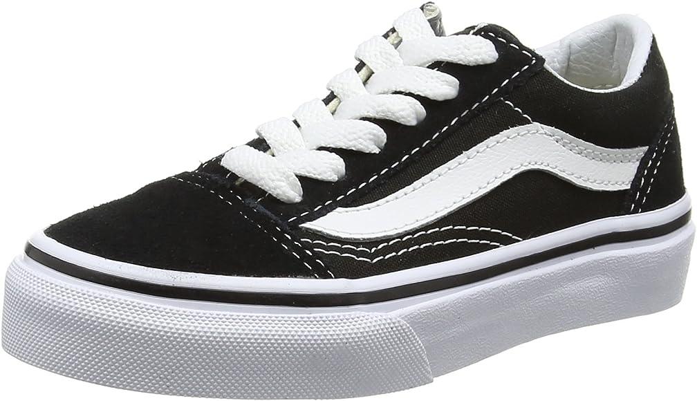 Vans Kids' Old Skool Skate Shoes