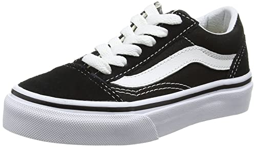 3a6dcce8718278 Vans Unisex Kids  Old Skool Trainers  Amazon.co.uk  Shoes   Bags