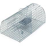 Oypla Humane Multi-Catch Rat Trap Animal Cage Mouse Vermin Pest