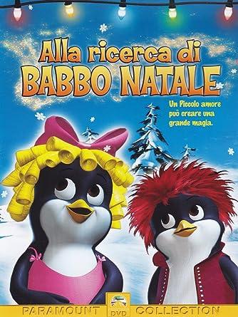 Babbo Natale Animazione.Amazon Com Alla Ricerca Di Babbo Natale Animazione Animazione Bill Kowalchuk Movies Tv