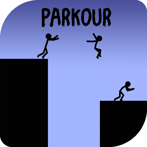 Stickman Parkour Platformer