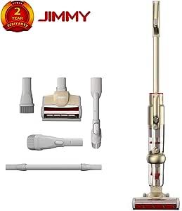 JIMMY Xiaomi JV71 Aspirador sin Cable, Aspirador Escoba, Aspirador ...