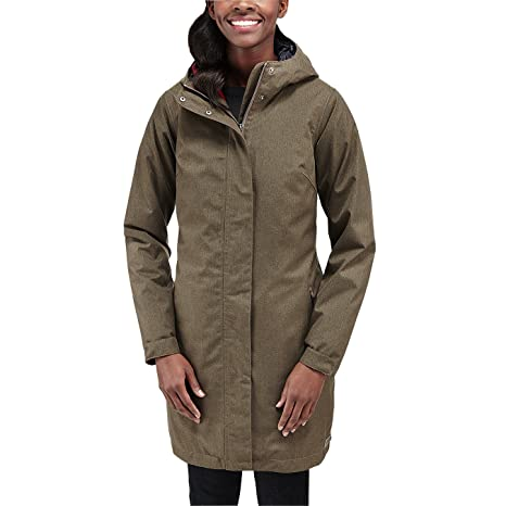 Merrell 9 en 1 Chaqueta Impermeable para Mujer, Mujer, 9-in-1