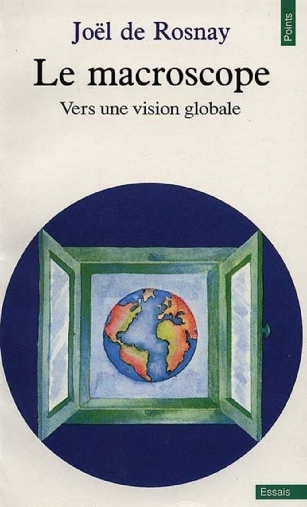LE MACROSCOPE JOEL DE ROSNAY PDF