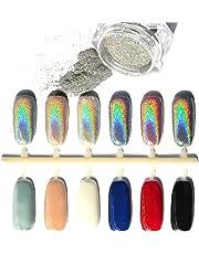 1 Box Unregelmäßige Gemischt Holo Glitters Laser Nagel-funkeln-nagel-kunst Pailletten Shiny Pailletten Hologramm Nail Art Glitter Nails Art & Werkzeuge