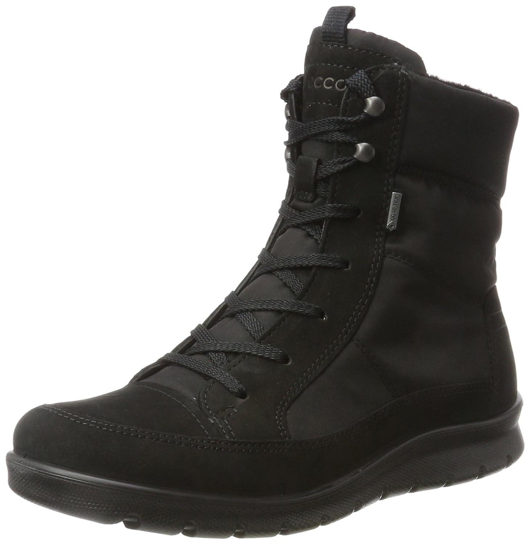 Ecco Babett Boot, Botines para Mujer36 EU|Negro (Black)