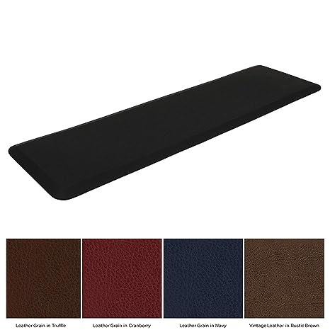 Admirable Newlife By Gelpro Garage Kitchen Utility Comfort 1 2 Thick Anti Fatigue Floor Mat 20 X 72 Black Download Free Architecture Designs Itiscsunscenecom