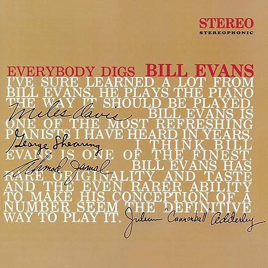 EVERYBODY DIGS BILL EV [Analog]