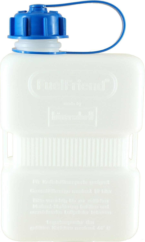 Urea Jerrycan for drinking water FuelFriend/®-PLUS CLEAR BLUE 1.0 liters Adblue/®
