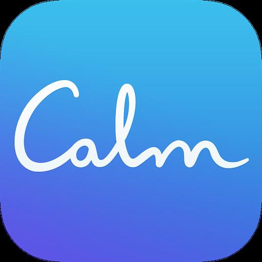 Calm   Meditate  Sleep  Relax