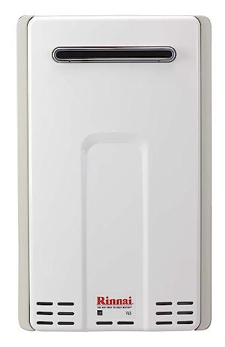 Chauffe-eau extérieur Rinnai V65EP 6,6 GPM sans réservoir sans NOx