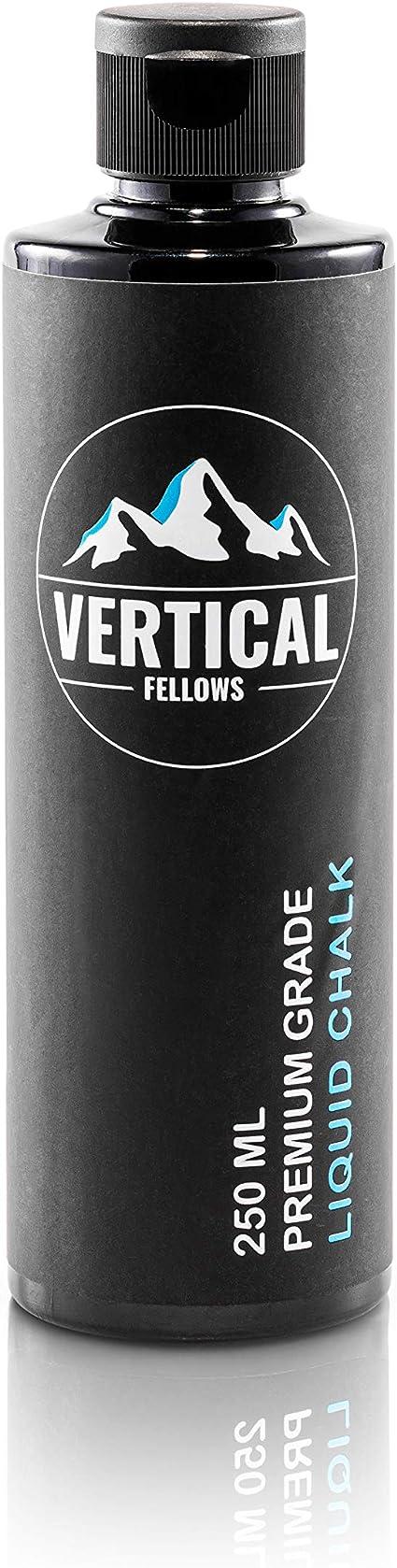 Vertical Fellows Liquid Chalk Tiza líquida para escalada, pesas ...