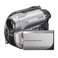 Sony DCR-DVD610 DVD Handycam Camcorder with 40x Optical Zoom (Discontinued by Manufacturer)