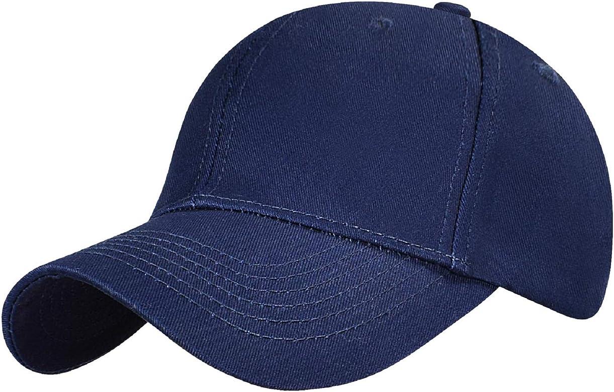 Tuopuda Gorra de béisbol Ajustable de algodón de Estilo Vintage ...