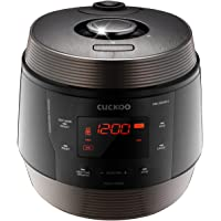 I COOK, YOU REST, Cuckoo 8 in 1 Multi Pressure cooker, Stainless Steel, Made in Korea, ICOOK Q5 SUPERIOR