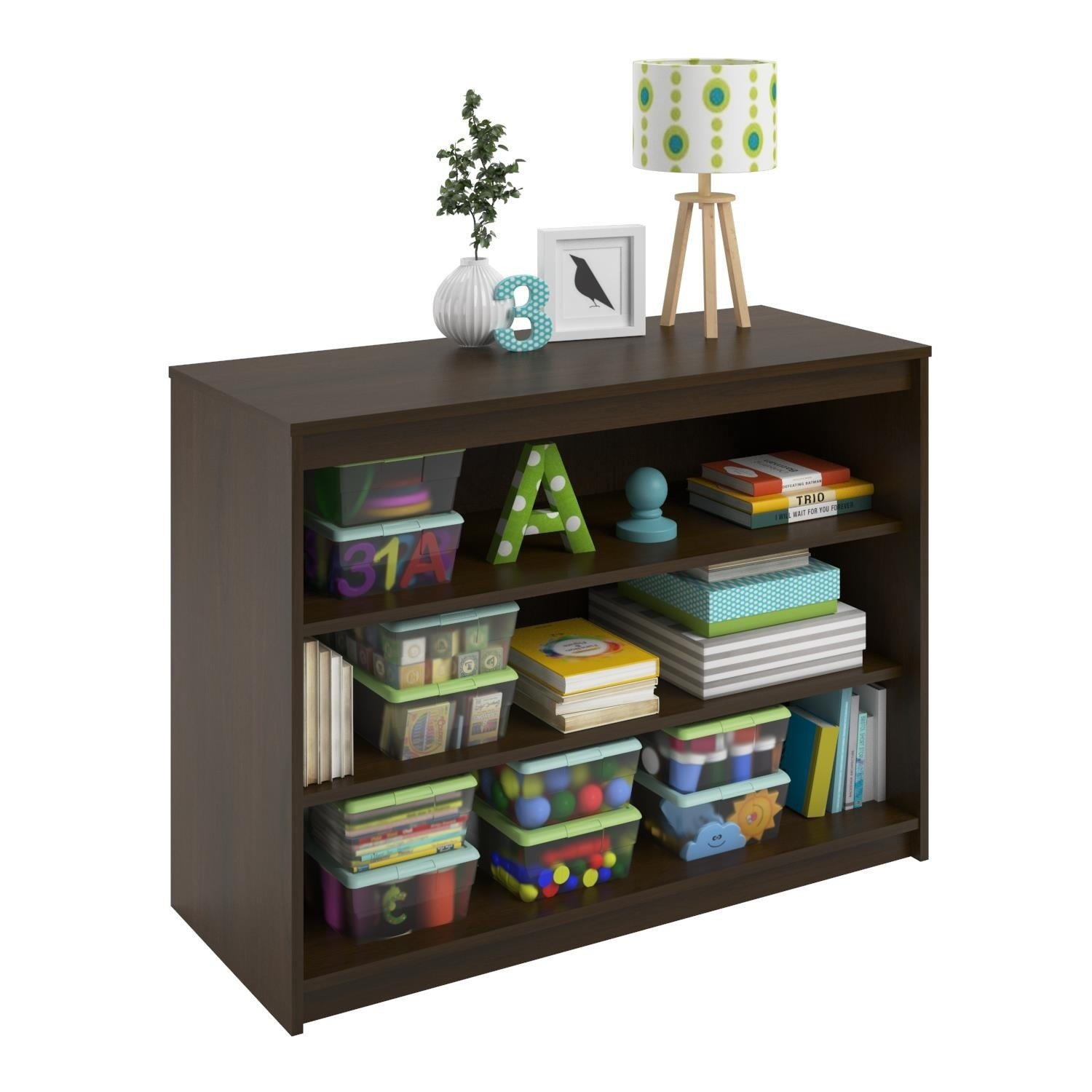 Altra Elements Resort Cherry Bookcase by Cosco by Unknown