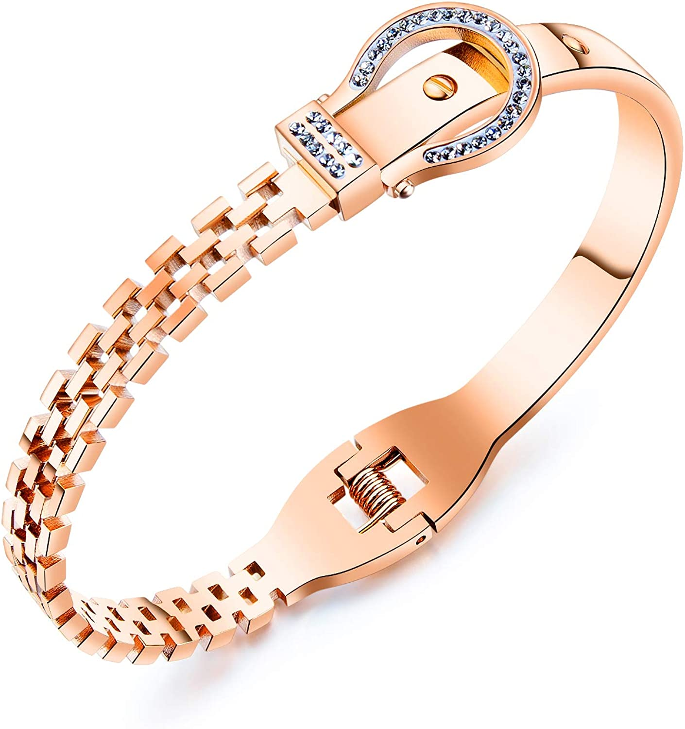 Oumart Jewelry Rose Gold...