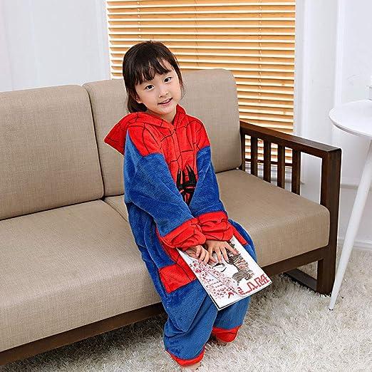 FTYUNWE Pijama Animale Disfraz Stitch Traje Niños Niña Invierno ...