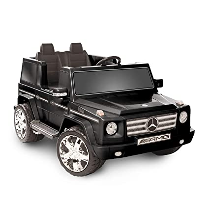 Amazon com: National Products 12V Black Mercedes Benz G