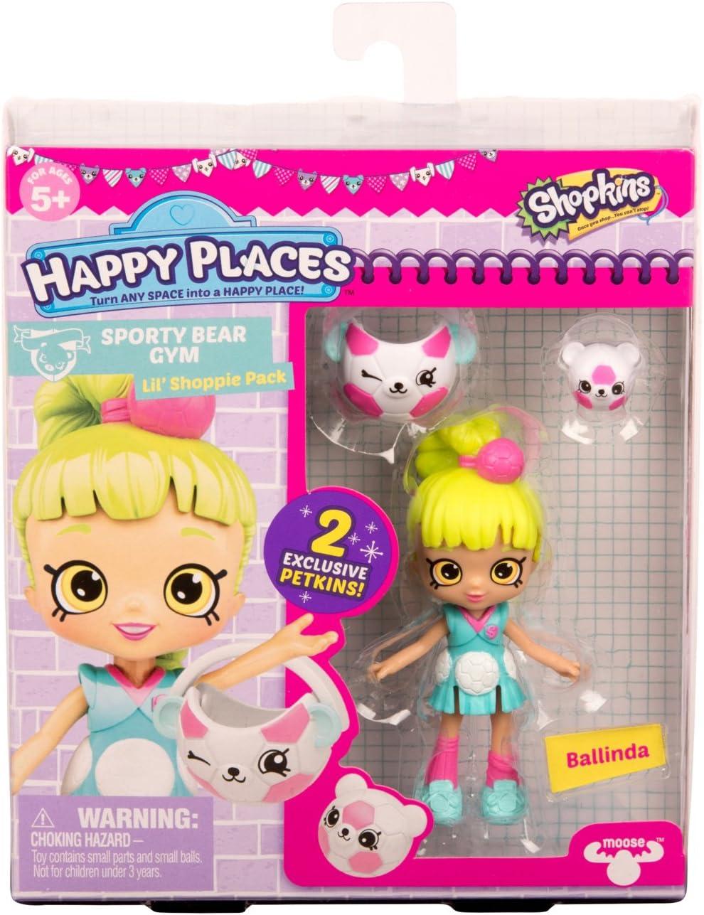 Shopkins Happy Places Doll Single Pack - Ballinda