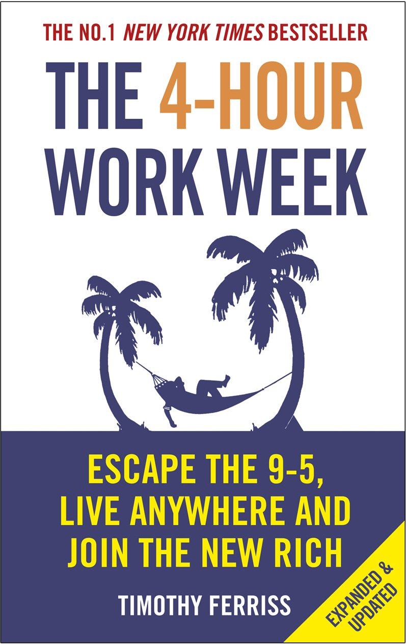 amazon the 4 hour work week escape the 9 5 live anywhere and