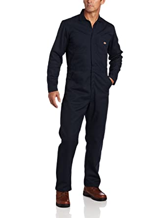 5acbbdd41aec Amazon.com  Dickies Men s Basic Blended Coverall  Overalls And Coveralls  Workwear Apparel  Clothing