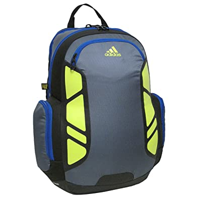 32f6b4c0d349 Adidas Climacool Speed Backpack (Onyx Bold Blue Solar Yellow ...