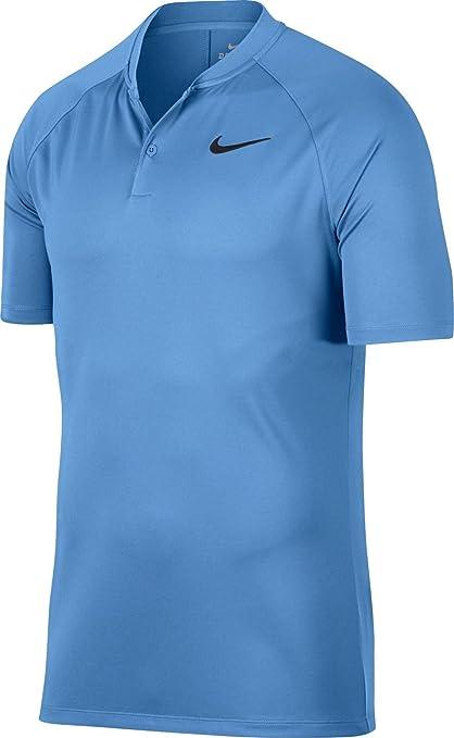 967c88f1 NIKE Men's Dry Momentum Team Polo Golf Shirt, Shirts - Amazon Canada