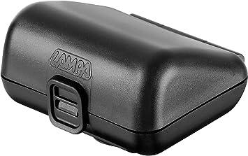 Lampa 90451 Opti Case Hartschalenhülle Für Telepass Auto