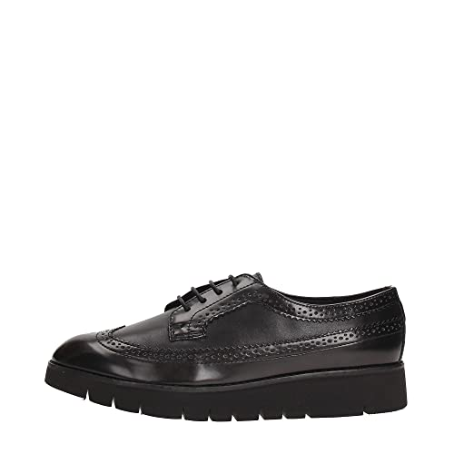 Geox D D Blenda C C, Richelieu Femme: : Chaussures