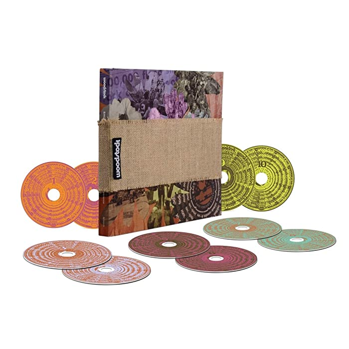 The Best Woodstock Back To The Garden Box Set