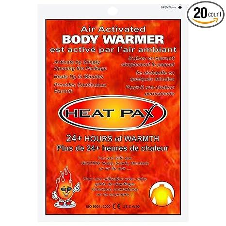 : TechNiche International Heat Pax 24+ Hour Body