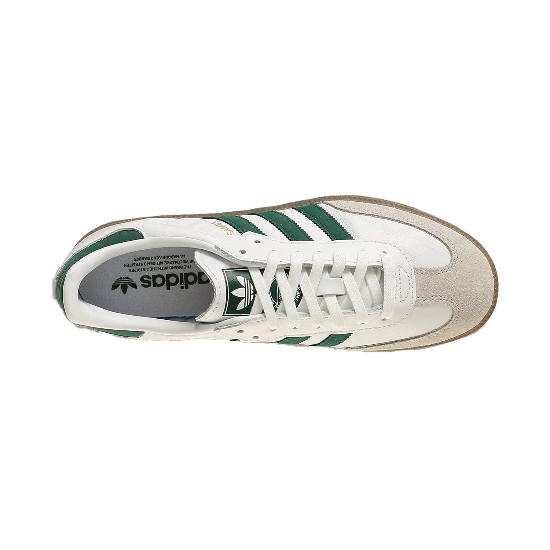 adidas Originals Sneaker Samba OG B75680 Weiß Grün: Amazon