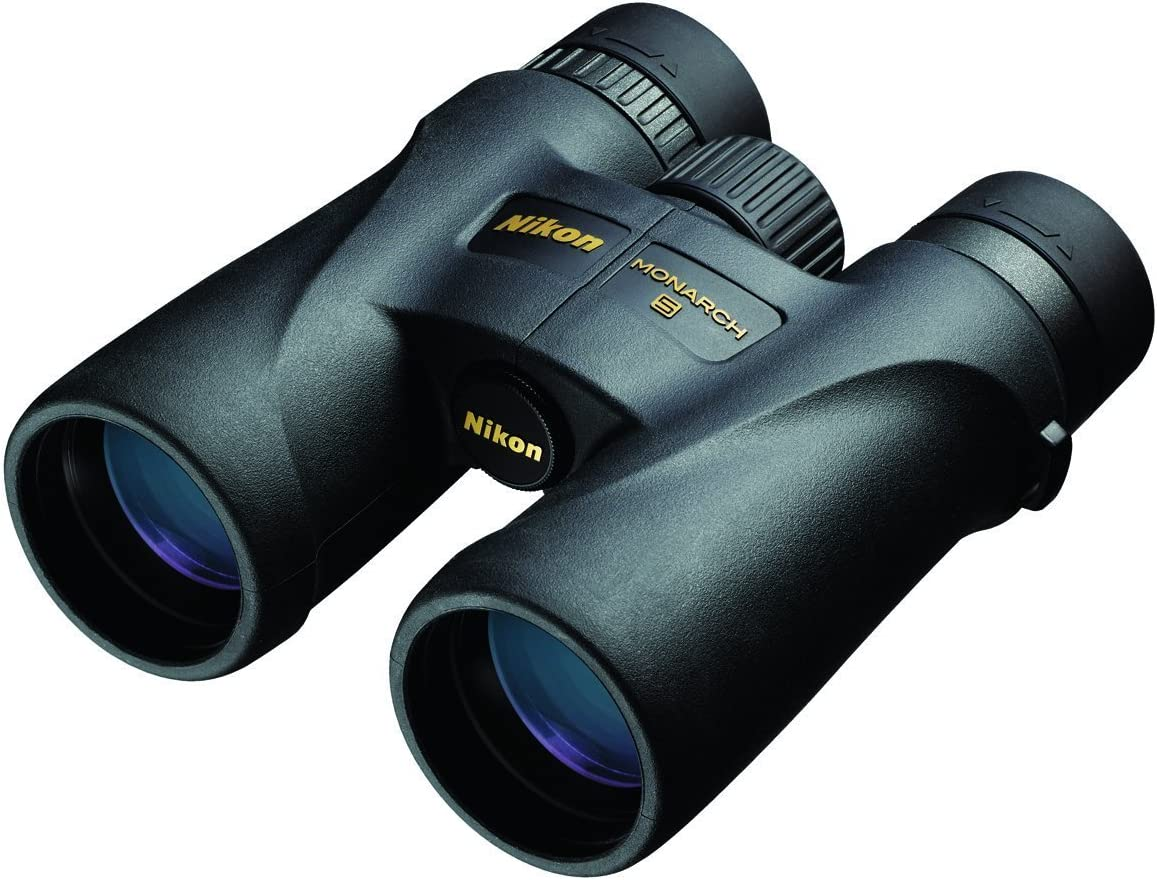 Nikon 7577 MONARCH 5 10x42 Binocular, Black