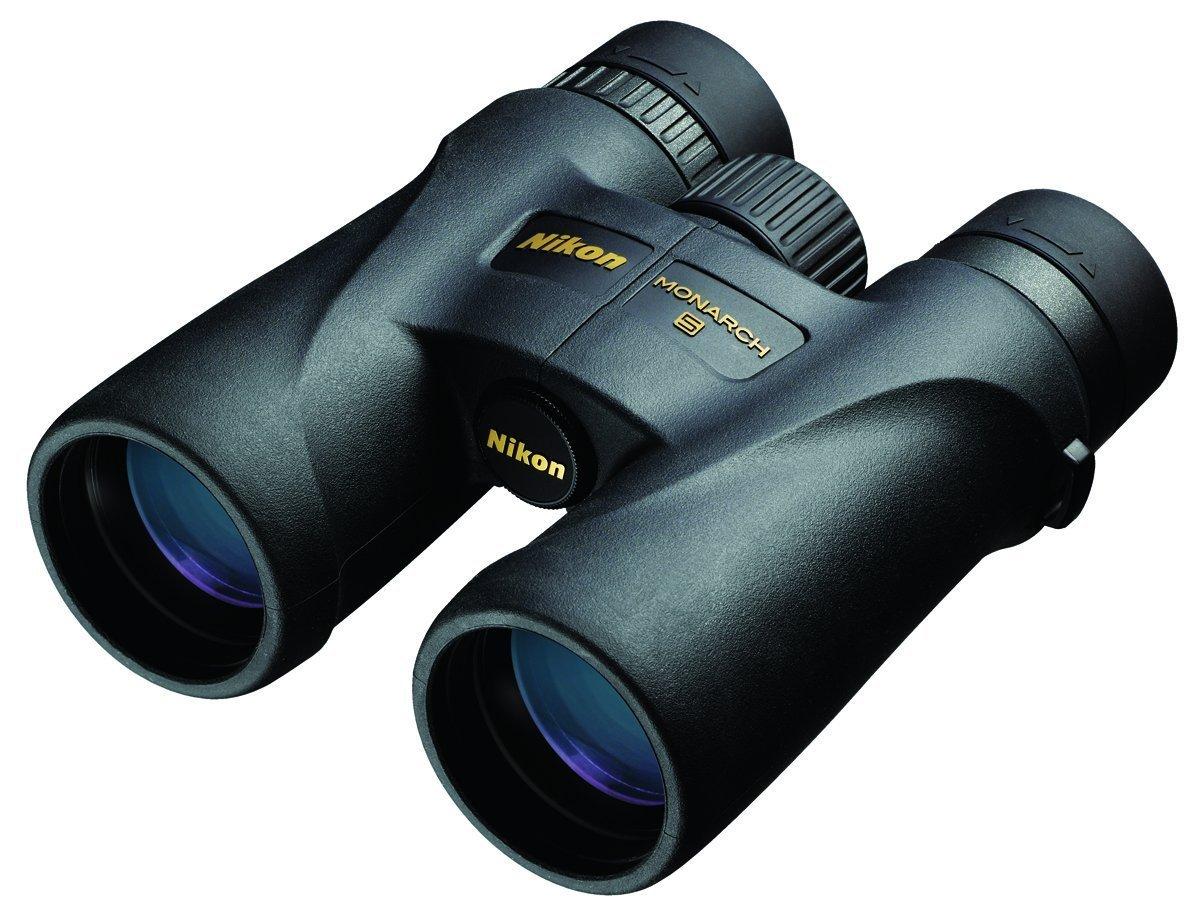 Nikon 7577 MONARCH 5 10x42 Binocular (Black) by Nikon