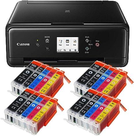 Canon Pixma TS6250 TS-6250 - Impresora multifunción de inyección ...