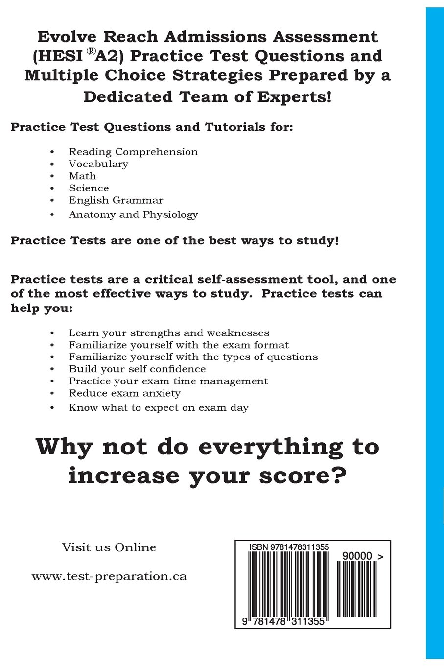 Practice the Hesi A2: Practice Test Questions for the Hesi A2 ...