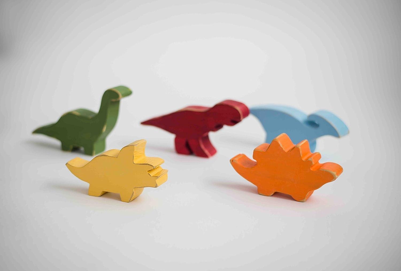 5 Dino Set
