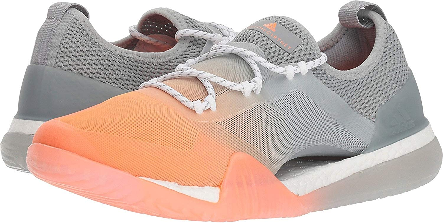 outlet store 7fdd3 b8ff0 Amazon.com   adidas by Stella McCartney Women s Pureboost X TR 3.0 Sneakers    Fashion Sneakers
