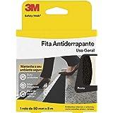 Fita Antiderrapante 3M Safety-Walk Preta - 50 mm x 5 m