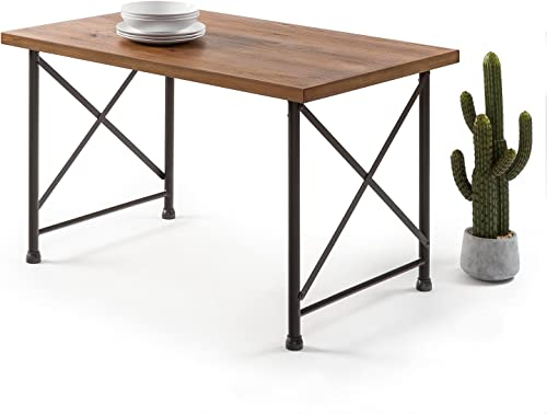 Zinus Alicia Industrial Style Dining Table