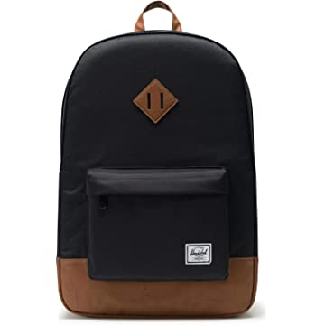 f9e070e0d437 Herschel Heritage Backpack-Black. Herschel Supply Co.