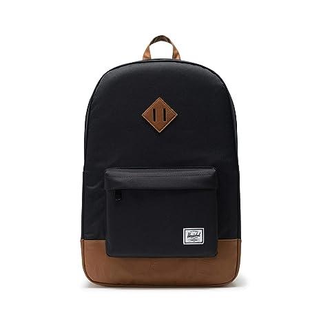 2a60950b5bb2 Herschel Heritage Backpack-Black  Herschel Supply Co  Amazon.ca  Luggage    Bags