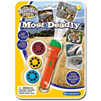 Brainstorm Toys Most Deadly Torch & Projector